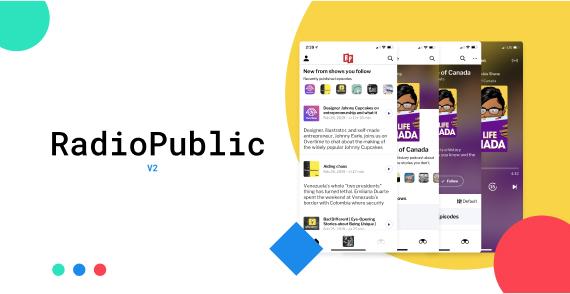 RadioPublic Apps